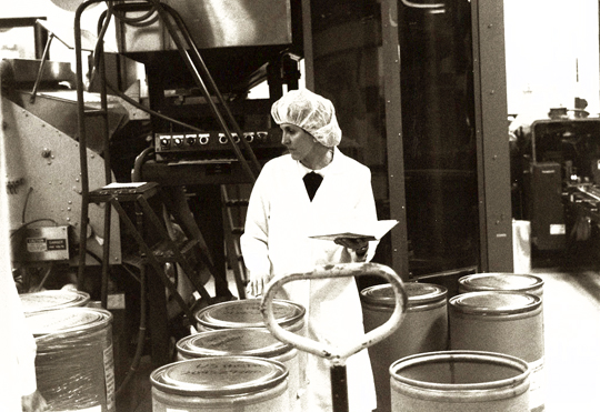 L'histoire du fut carton a débuté aux Etats-Unis. Photo FDA