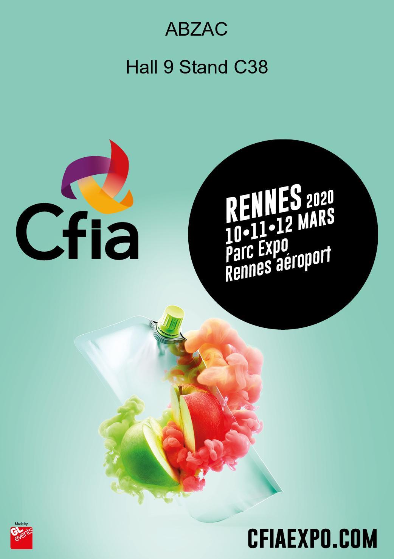 CFIA - Participation au salon Abzac